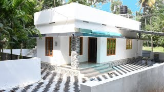 Small House For Sale In Angamaly, Ernakulam, Kerala | 1300 Sq Ft In 6 Cents Plot