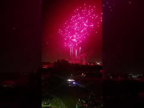 Fort Worth's Fourth 2019 Fireworks