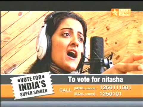 Halchal by Ravinder - V Channel Super Singer