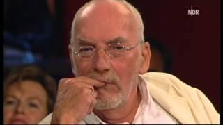 Peter Lustig in der NDR Talkshow (2007)