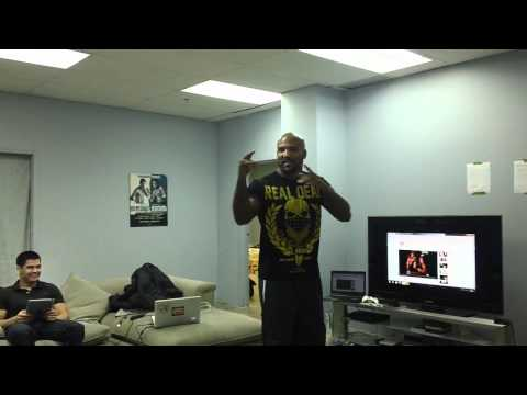 Kajan Johnson Ryan Ford Rap