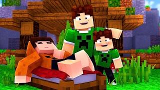 OS IRMÃOS MALUCOS NO BEDWARS !! - Minecraft (Com Spok e Doritao)