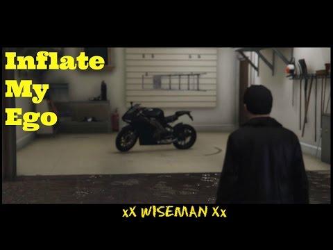 GTA V: Inflate My Ego