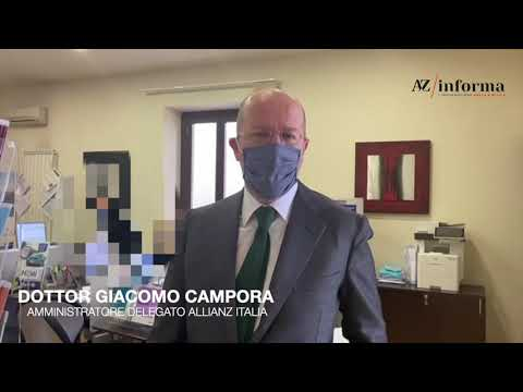 INTERVISTA ESCLUSIVA A GIACOMO CAMPORA, AMMINISTRATORE DELEGATO DI ALLIANZ ITALIA