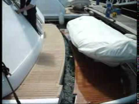 Super Yacht Tender Lift