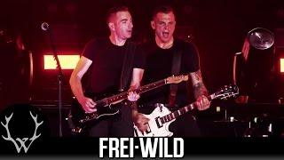 Frei.Wild - Mit Liebe, Stolz & Leidenschaft [DVD/Blu-Ray Trailer Vol. V - Wuhlheide]