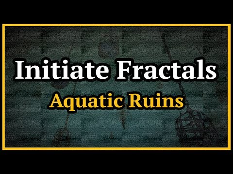Guild Wars 2  - Initiate Fractals - Aquatic Ruins thumbnail