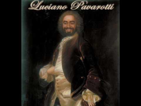 Luciano Pavarotti Figaro