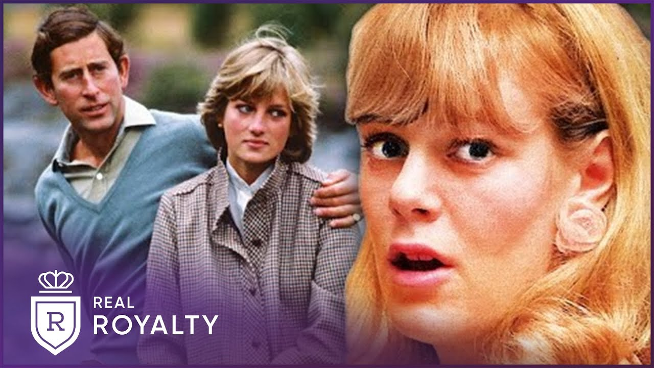 How Princess Diana Entered The Royal Family | Diana And The Royal Family | Real Royalty