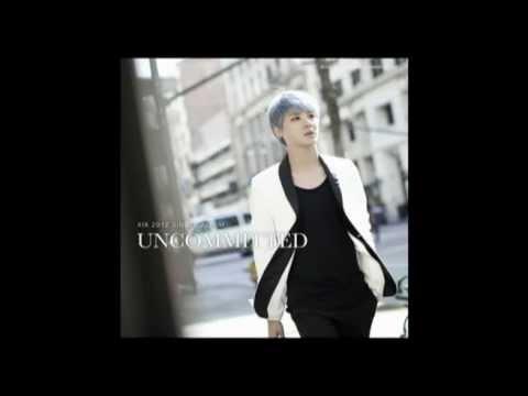 JUNSU (XIA) - UNCOMMITTED [Lyrics]