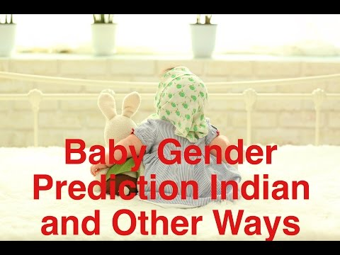 HinduCulture: Baby Gender Predictions (Indian and other ways)