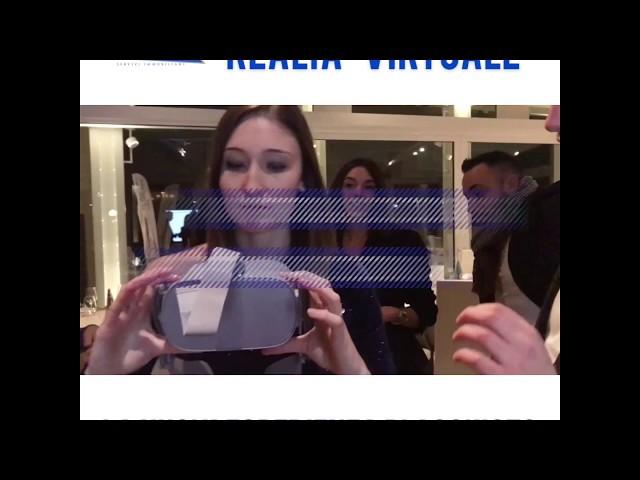 Realta virtuale - La nuova esperienza di Blu Group Servizi Immobiliari