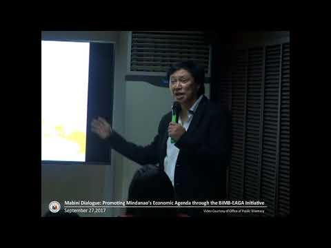 Mabini Dialogue Series S01, E09 | Promoting Mindanao's Economic Agenda