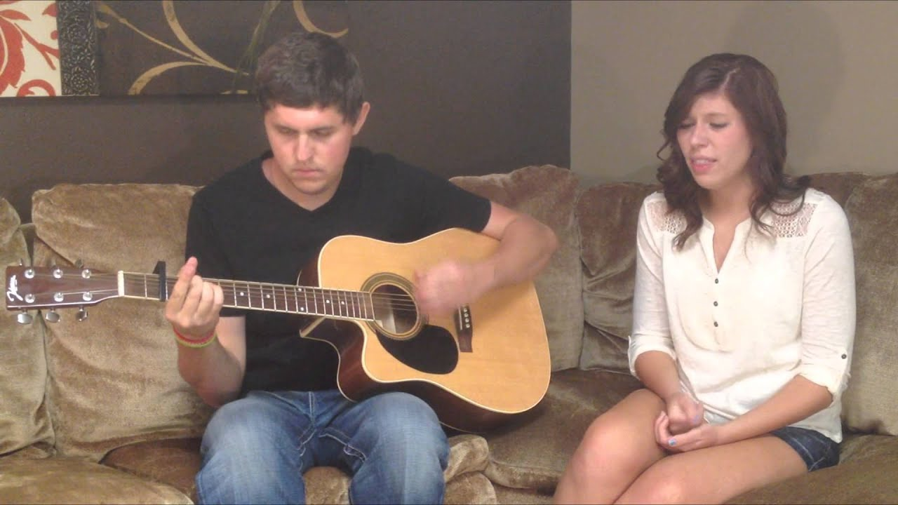 Stay Sugarland Acoustic And Vocal Cover Youtube