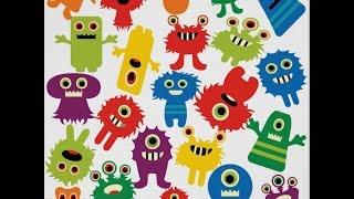 Un simple monstruo (canción infantil)