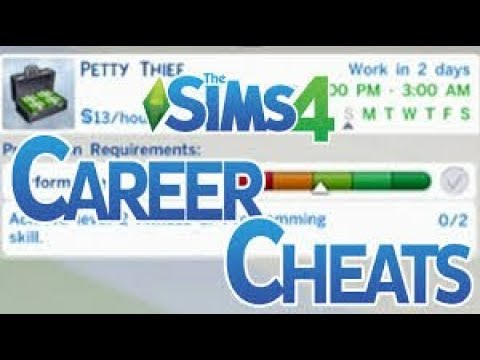Promotion cheat sims 3