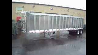 Cramaro CTS Tarping for Open Tops, Chip and Trash Trailers.