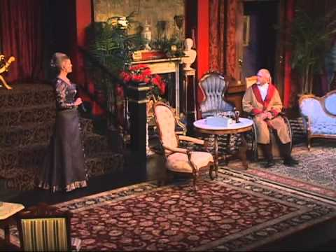 Theatre Macon's The Little Foxes Act 2