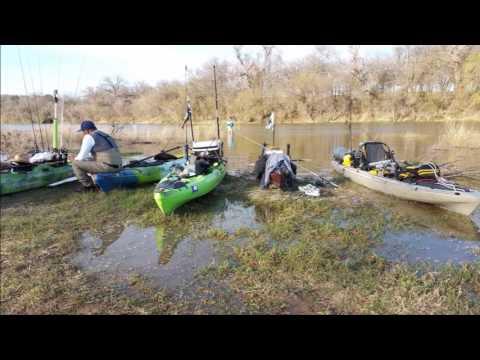 Brazos River Overnight Trip