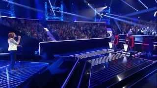 Зал встал ! судьи в шоке , супер голос !!!