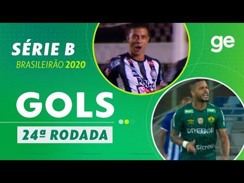 Cuiaba Esporte Avai Florianopolis Goals And Highlights