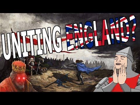 UNITING ENGLAND In Crusader Kings 2
