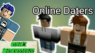 Introducing, Roblox Quick Discussions! (Series)