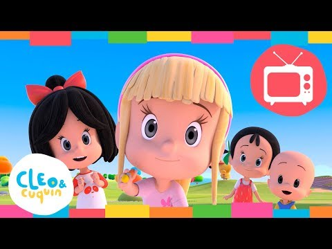 CLEO & CUQUIN  COLITAS' BEE DAY. S1  Ep2 Full Episodes. Nick Jr I Cartoon For Children