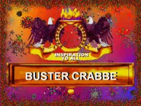 Buster Crabbe inspiration award