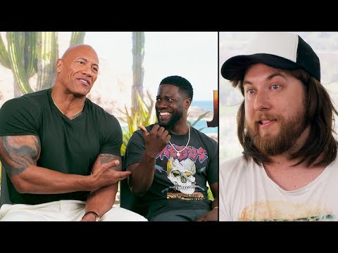 Ozzy Man & The Rock & Kevin Hart GUESS THE AUSSIE SLANG