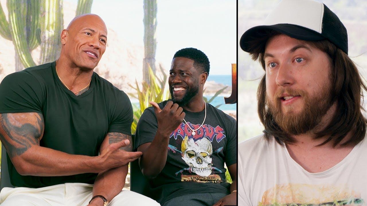 Ozzy Man & Dwayne Johnson & Kevin Hart GUESS THE AUSSIE SLANG