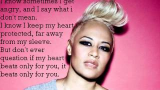 emeli sandes my kind of love lyrics