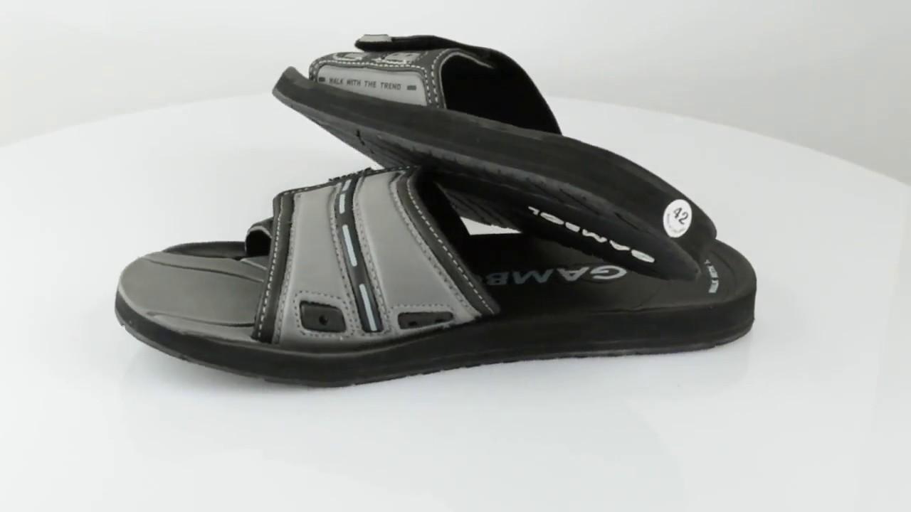 Мужские сандалии, подростковые босоножки ТМ PALIAMENT D-232 .