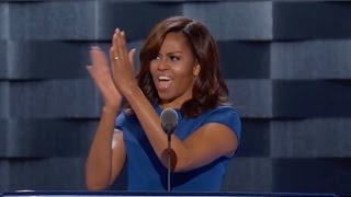 Michelle Obama praises Hillary Clinton at the DNC 2016 (Full speech) by : NJ.com