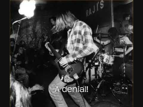 Nirvana - Smells Like Teen Spirit [With Lyrics on Video]