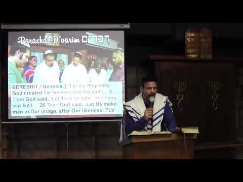 The Torah is Our Tutor - Parashat D'varim 5777 from Rabbi Brian Bileci at Simchat Yeshua