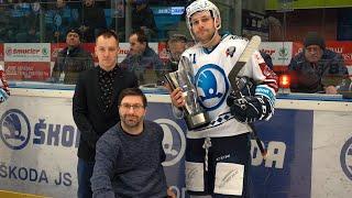 Luboš Rob o nové trofeji: Nečekal jsem, že je tak velká