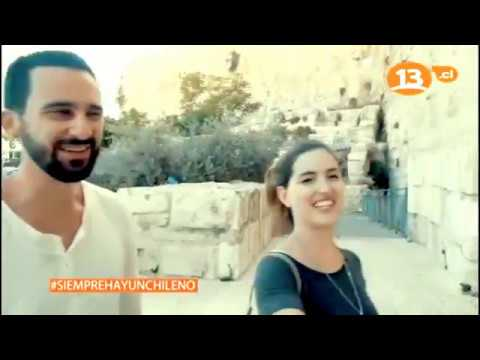 Un Chileno en Jerusalem