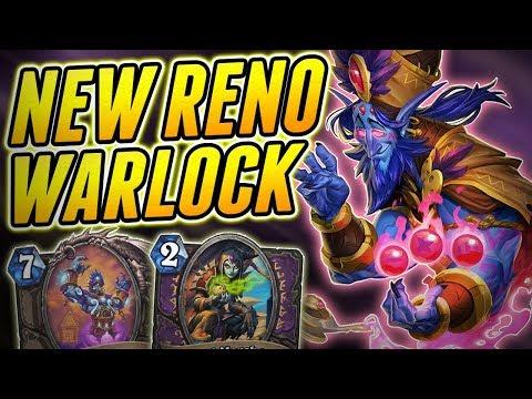 Expired Merchant VALUE | Reno Warlock | Wild Hearthstone Saviors of Uldum