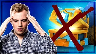 Clash Royale - RIP CLAN CHEST! Update News