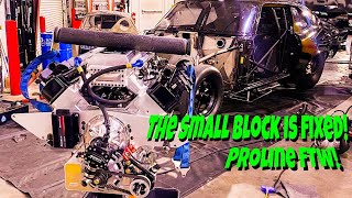Murder Nova's Smallblock Is Fixed at Proline and Ready To Rock! Install and Fire Up!