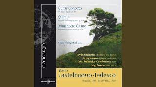 Guitar Quintet, Op. 143: III. Scherzo: Allegro con spirito, alla marcia