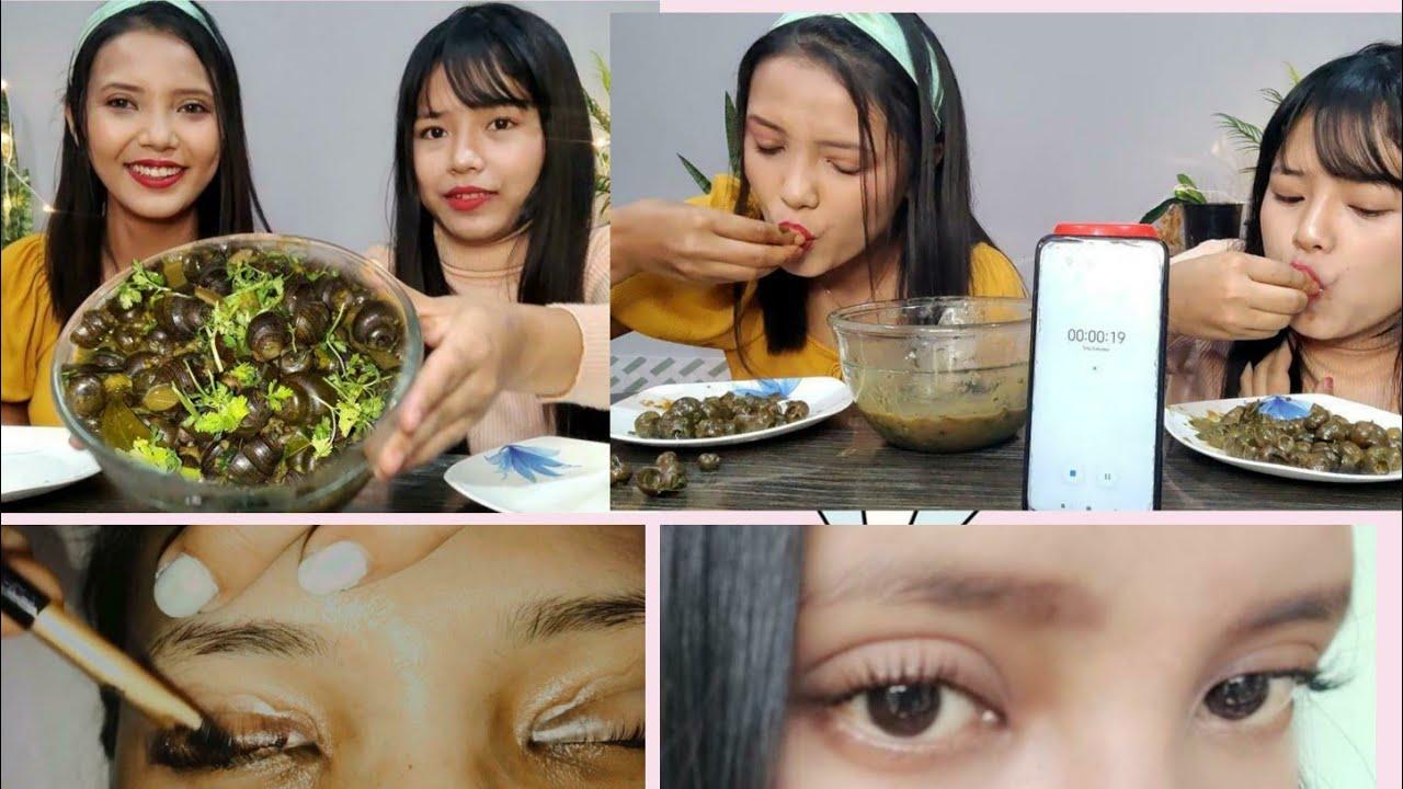 3MINS THROI EATING CHALLENGE || NINGOL CHAK KOUBA AND DIWALI SPECIAL OFFER || TERESA MEINAM