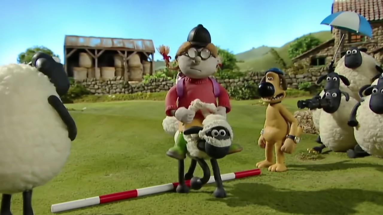 Shaun the Sheep/ساعة كاملة/شون ذا شيب