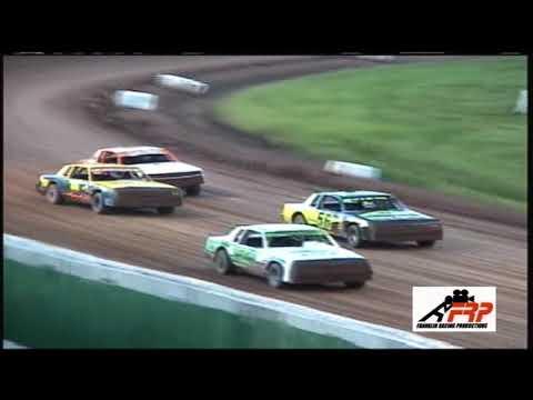 Shawano Speedway Shawano WI IMCA Stock Cars 5 20 06
