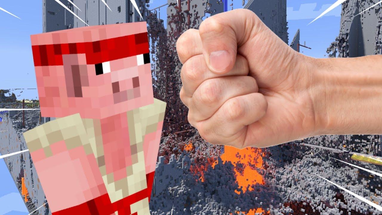 2b2t's Minecraft Fight Club