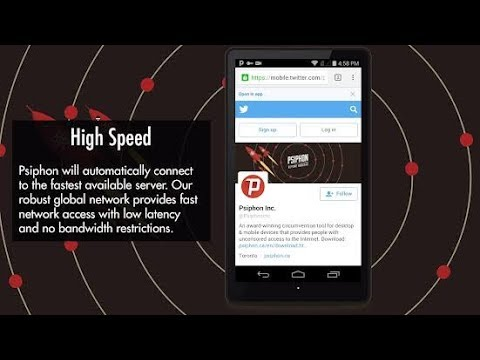 New Psiphon 2018 | Free Internet Access | Unlimited VPN