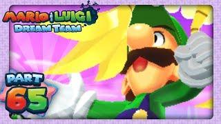 Mario & Luigi: Dream Team - Part 65 - The Zeekeeper