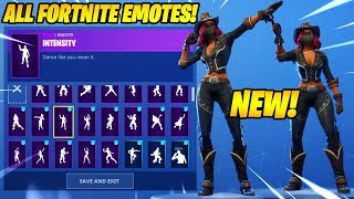 """Calamité"" SKIN SHOWCASE AVEC 80 FORTNITE DANCES - EMOTES..!! - [ÉTAPE 3]"