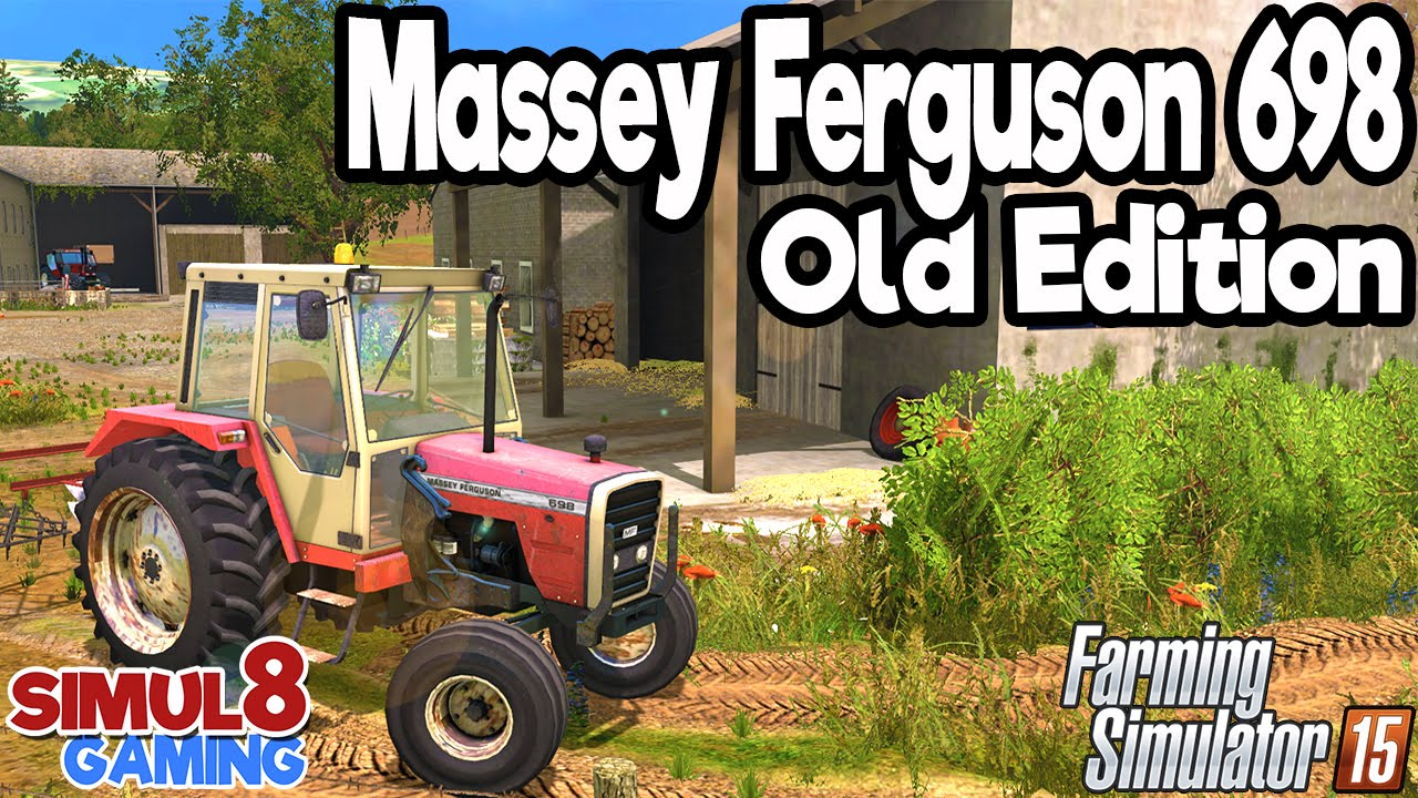 Massey Ferguson 698 Old Edition mod - Download FS mods at Farming